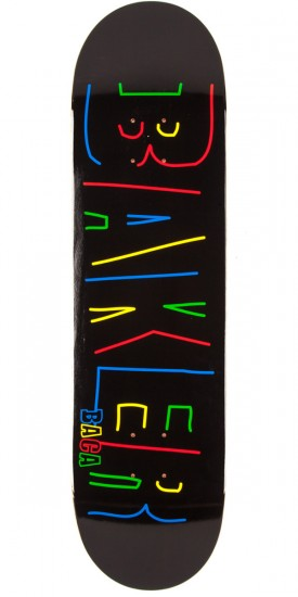 Baker Baca Brand Name Childs Play Skateboard Deck - 8.25""