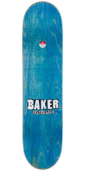 Baker Bryan Herman Wildlife Skateboard Deck - 7.875""