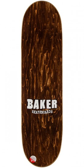 Baker Dee Hot Sauce Skateboard Deck - 8.25""