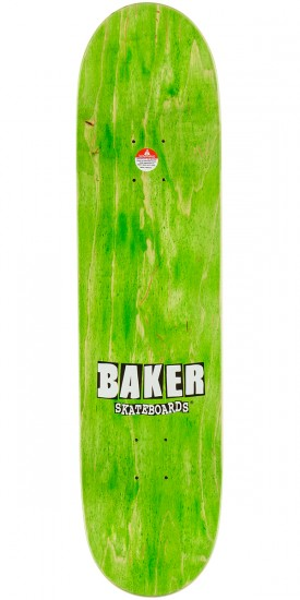Baker Herman Apollo Skateboard Deck - 8.0""