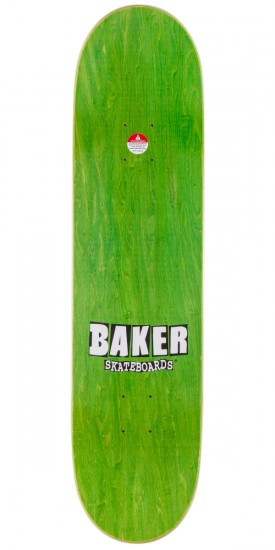 Baker Nuge Geometry Skateboard Deck
