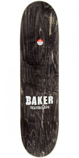 Baker Reynolds ATL Skateboard Complete - Navy/Red/Gold - 8.38""