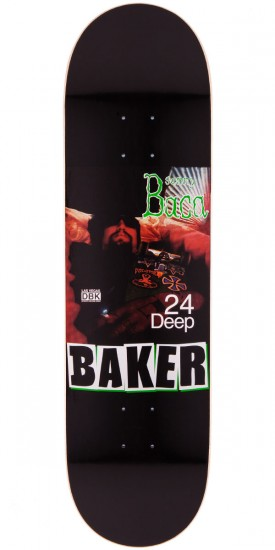 Baker Sammy Baca Lynch Skateboard Deck - 8.475""