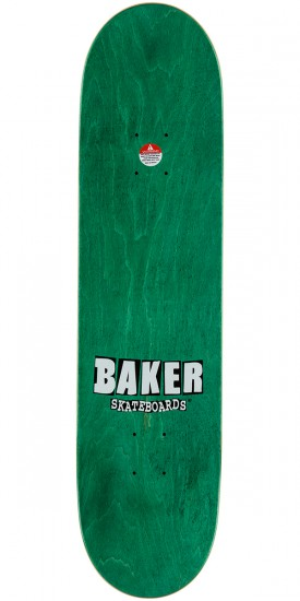 Baker Theotis Jewel Thief Skateboard Complete - 8.0""