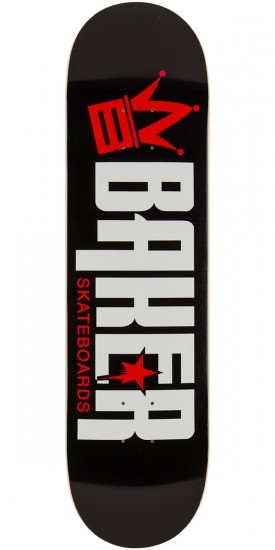 Baker World Famous Skateboard Deck - 8.125""