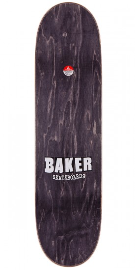 Baker The Nuge Medusa Skateboard Deck - 8.38""