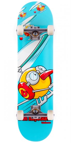 Birdhouse Ben Raybourn Copter Skateboard Complete - 8.1""