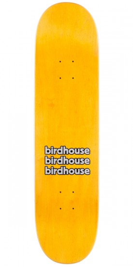 Birdhouse David Loy Bad Animals Skateboard Deck - 8.25""
