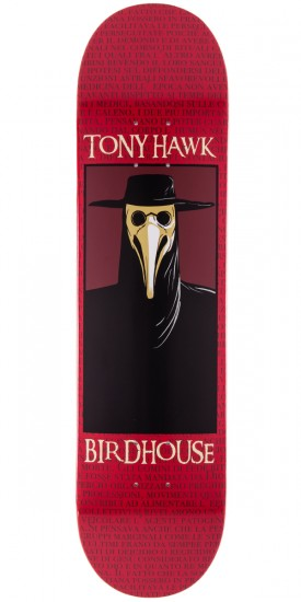 Birdhouse Hawk Plague Skateboard Deck - 7.75""