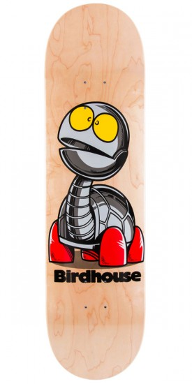 Birdhouse Team Turtle Skateboard Deck
