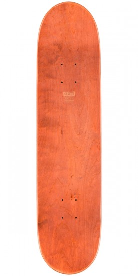 Blind Athletic Skin SS Skateboard Deck - Plum - 7.75""