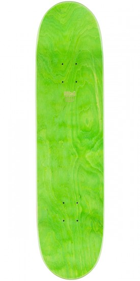 Blind Athletic Skin SS V2 Skateboard Deck - Rasta - 8.125""