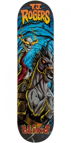 Blind Fairy Tale Series R7 Rogers Skateboard Deck - 8.0""
