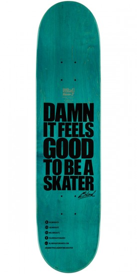 Blind Fairy Tale Series R7 Romar Skateboard Deck - 7.75""
