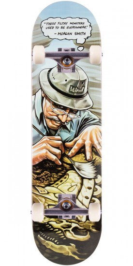 Blind Morgan Extinct Skateboard Complete - 8.25""