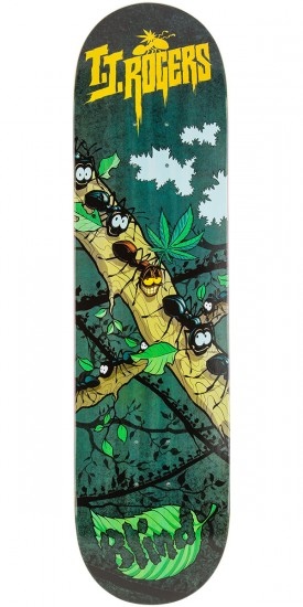 Blind TJ High Ant Skateboard Deck - 8.0""