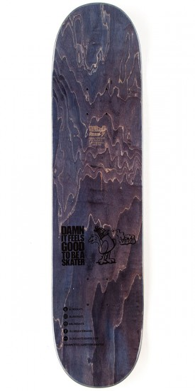Blind Train Tag R7 Kevin Romar Skateboard Deck - 7.75""