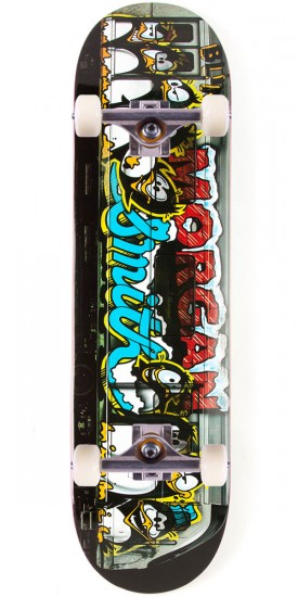 Blind Train Tag R7 Morgan Smith Skateboard Complete - 8.25