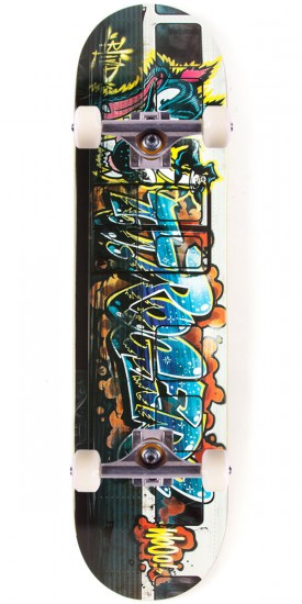 Blind Train Tag R7 TJ Rogers Skateboard Complete - 8.0