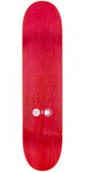 Boulevard Acid Drop 06 Skateboard Deck - 7.75""