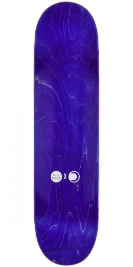 Boulevard Acid Drop 23 Skateboard Deck - 8.25""