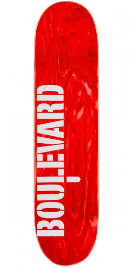 Boulevard Genuine Team Skateboard Complete - 8