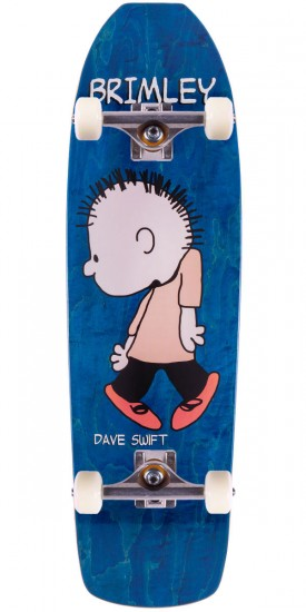 Brimley Dave Swift Guest Skateboard Complete - 9.25""