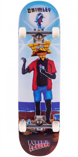 Brimley The Sacred Spring Breaker Skateboard Complete - 8.25""