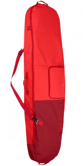 Burton Board Sack Snowboard Bag 2015 - Real Red Tarp