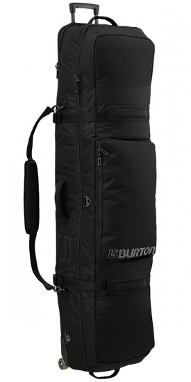 Burton Wheelie Locker Snowboard Bag 2015 - True Black