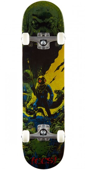 CCS Into The Zoid Skateboard Complete