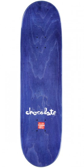 Chocolate Alvarez Solitary Animals Skateboard Deck - 8.25""