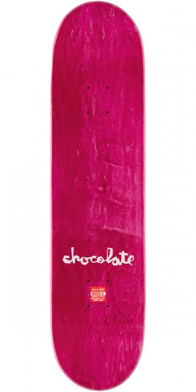 Chocolate Alvarez Tavalera Skateboard Deck - 8.0""