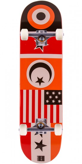 Chocolate Anderson Flags Skateboard Complete - 8.125""