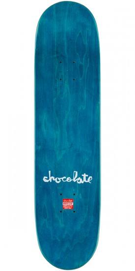 Chocolate Anderson Flyers Skateboard Complete - 8.125""