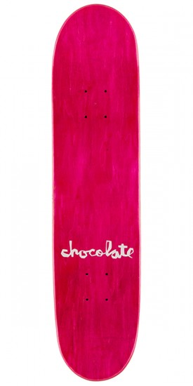Chocolate Anderson League Fade Mini Skateboard Deck - 7.25""