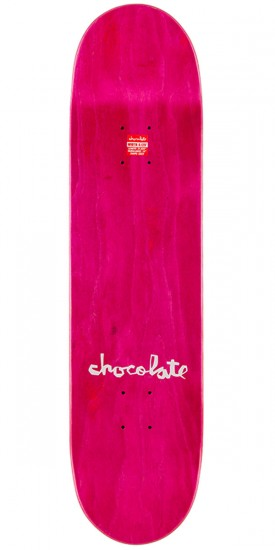 Chocolate Anderson League Fade Skateboard Complete - 8.125""