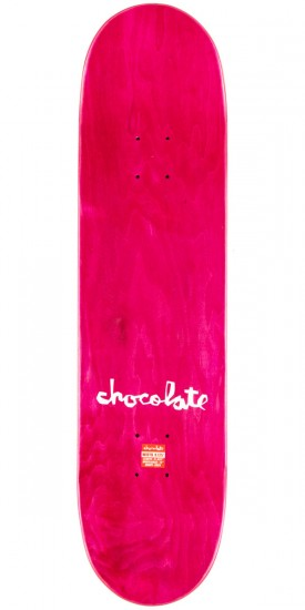 Chocolate Anderson Solitary Animals Skateboard Deck - 8.125""