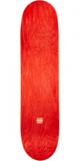 Chocolate Anderson Tradiciones Skateboard Complete - 8.125 - Red Stain