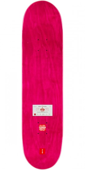 Chocolate Berle Calling Card Skateboard Deck - 8.125""