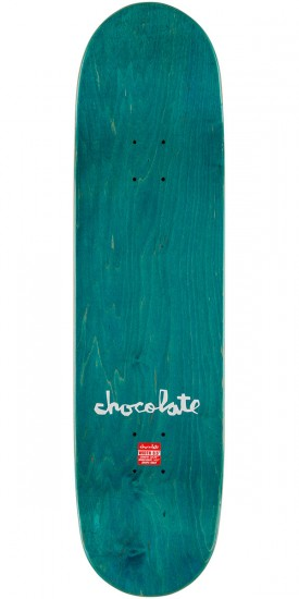 Chocolate Berle League Fade Skateboard Complete - 8.5""