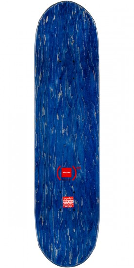 Chocolate Berle (RED) Skateboard Complete - 8.125""