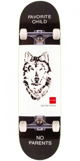 """Chocolate Berle Solitary Animals Skateboard Complete - 8.25"""""""
