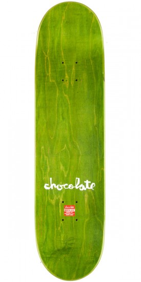 Chocolate Berle Solitary Animals Skateboard Deck - 8.25""