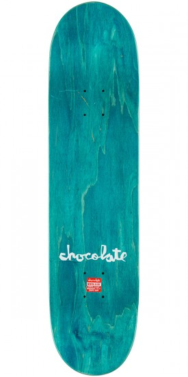 Chocolate Berle Transportation Skateboard Complete - 8.125""