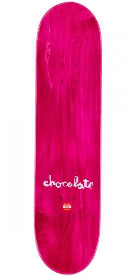 Chocolate Brenes Flyers Skateboard Complete - 8.0""