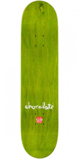 Chocolate Brenes Tavalera Skateboard Deck - 8.0""