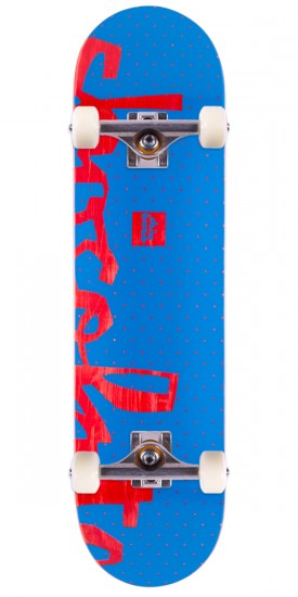 """Chocolate Chico Brenes Floater Skateboard Complete - 8.0"""""""
