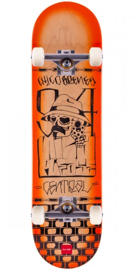 """Chocolate Chico Brenes Lupitas Skateboard Complete - 8.0"""""""