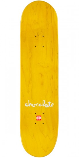 Chocolate Chico Brenes One Off Skateboard Deck - 8.0""